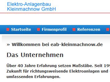 EAB Kleinmachnow